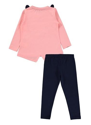 Cvl Kız Bebek Takım Renkli